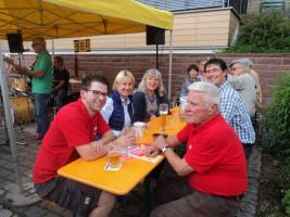 Sommerfest der SPD Sailauf
